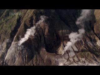 BBC Галапагосские острова (Галапагосы) 1. Рождённые из огня