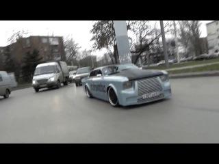 Супер тюнинг москвича 2150