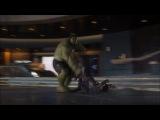 Прикол из фильма Мстители 2012.Халк: мелковат