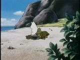 Приключения Муми-троллей (2 серия)