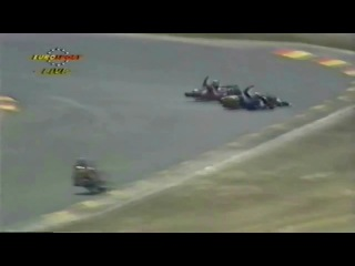 Moto GP Crashes