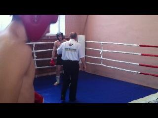 Открытый чемпионат г. Сумы по кикбоксингу 02.12.2012