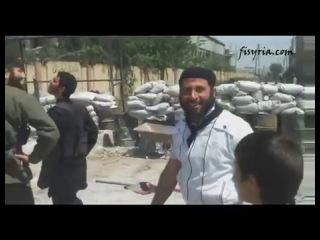 СИРИЯ.Моджахеды провели крупную операцию.Взяли в плен офицеров и генерала