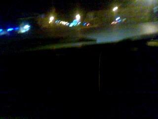 Priora1.6 16V двигатель инжектор по ночному городу АТЫРАУ по сатпаеву 191 км/ч номерами E114 MLM