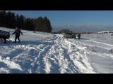 Вызваление Таурега из снежного плена