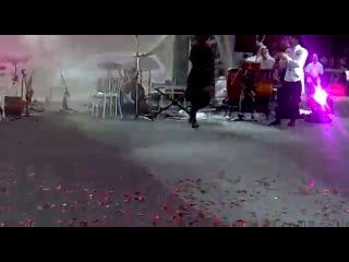 Чеченская лезгинка Танец войнов