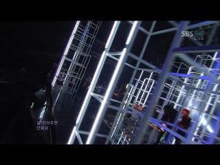 121223 Inkigayo • Sunggyu - I Need You