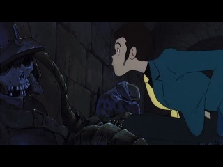 Люпен III - Замок Калиостро/Rupan sansei: Kariosutoro no shiro (1979)