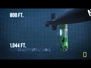 Джеймс Кэмерон впервые показал погружение в Марианскую впадину в 3D
