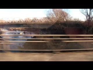 разрушенный мост г.Стрий