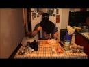 """""""Покушать"""" с Иваном Салоедом - Курица наркоманка приготовленная каннибалом ЗОжевцом"""