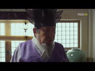 Аран и магистрат / Arang and the Magistrate / 아랑사또전_15 серия_ (Озвучка BTT-TEAM)
