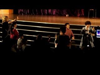 Танцы на крымско-татарском концерте 28.10.2012 г. - Ч.2