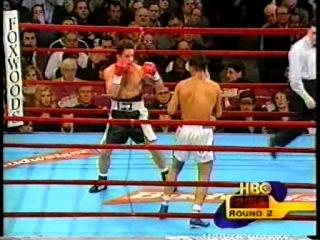 Arturo Gatti vs. Joey Gamache