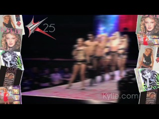Kylie Minogue -'' Locomotion'' 2012 - K25 July