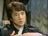 Герой дня (НТВ 2000 год веущий Андрей Норкин в гостях Джеки Чан)