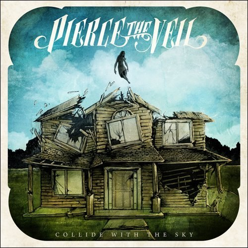 Pierce The Veil - Collide With The Sky (2012)