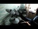Жестокая игра (Dark Princess drum cov.),  Chop Suey (System Of A Down drum cov.) 28.08.2012.