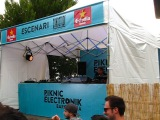 Sascha Funke @ Piknic Electronic, Barcelona pt. 1