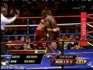 2008-08-02 Zab Judah vs Joshua Clottey / Заб Джуда - Джошуа Клотти [т/к