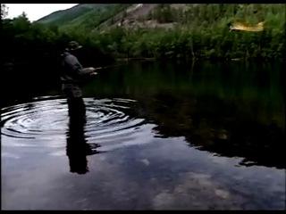Рыбалка: Седой Байкал 1 часть - www.BaikalRio.com