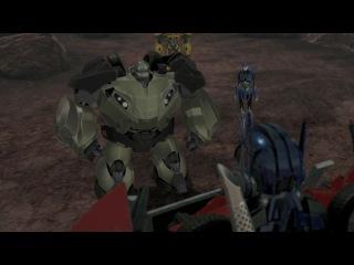 Трансформеры: Прайм / Transformers Prime 1 сезон 20 серия