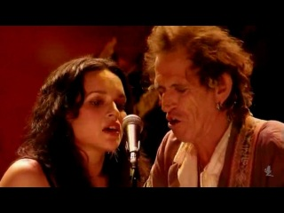 Keith Richards & Norah Jones