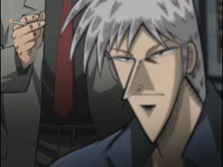 Touhai Densetsu Akagi | Акаги, легенда маджонга 17 серия