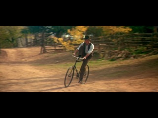 Буч Кэссиди и Сандэнс Кид / Butch Cassidy and the Sundance Kid / Велосипед / The Bicycle Scene / Raindrops Keep Fallin' On