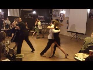 2012.04.27 Танго в кино. Кумпарсита