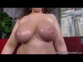 Felicia Clover [2013 г., Interracial, Big Cock, Bi Tits, Hardcore, BBW, 720p]