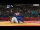 O100kg Oscar Brayson CUB Ihar Makarau BLR 2012 Olympics London
