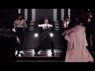 Madonna - Vogue (Live at Paris Olympia 2012) HD