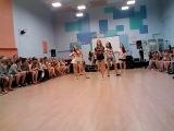 девочки 11отр. вакинг,очень круто!!)