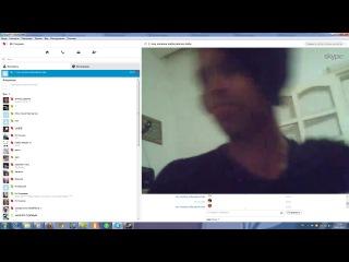 Мс Сосунец и Итальянец с вебкой