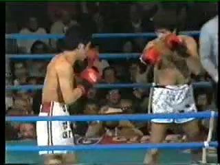 1988-05-07 Juan Martin Coggi vs Sang Ho Lee (WBA World light welterweight title)