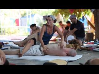 Греческий лагерь йоги и тайского массажа Sunshine House