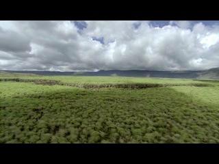 BBC Галапагосские острова часть1
