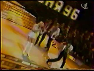 РАСПУТИНА МАРИЯ. Песня года 1996.