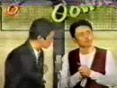 Gaki no Tsukai 002 (1989.10.10) — Refugees / Teruo spring reverse words quiz