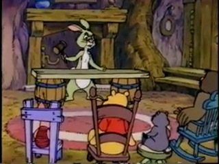 The New Adventures of Winnie the Pooh S1x14a The Masked Offender