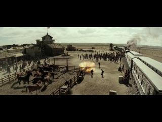 Третий дублированный международный трейлер фильма «Одинокий рейнджер / The Lone Ranger»