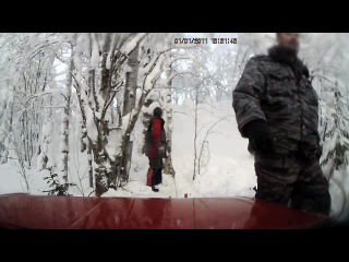 Дед Мороз Трофи 2013