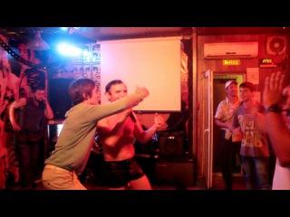 Александр Пистолетов в клубе в Раменском