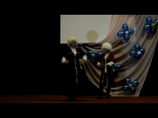 Хоз,Эльнара и 4урка))танец поставленный за 4дня.))