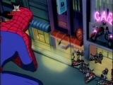 Человек паук 1994г Сезон 4 Серия 3 (MARVEL-DC.TV)