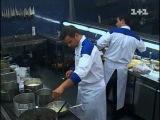 Пекельна Кухня 3 сезон 10 выпуск серия Адская Украина 06 06 2013