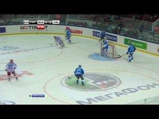Хоккей - Евротур 2011/2012. Чешские игры. Россия - Финляндия (0:2) 26.04.2012