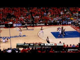 Blake Griffin 2012 Mix - Here Comes The Boom (HD)