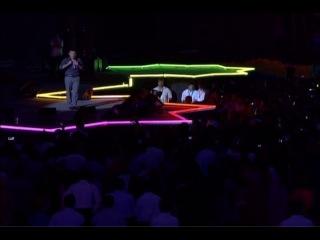 Mustafa Sandal Türkmenistan'da konsert